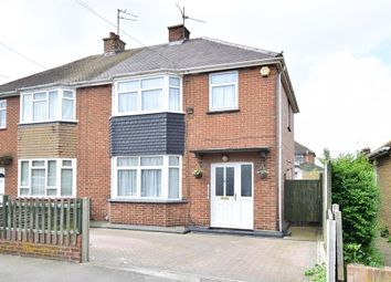 Thumbnail 3 bed semi-detached house for sale in Kent Road, Sheerness, Kent