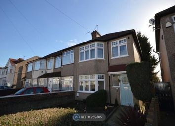 Thumbnail 3 bed semi-detached house to rent in Clifford Road, London