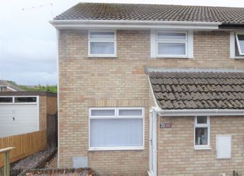 Thumbnail 3 bed end terrace house for sale in The Woodlands, Brackla, Bridgend.