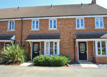 Thumbnail 3 bed terraced house for sale in Red Kite View, Calvert, Buckingham