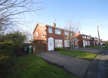 Thumbnail 3 bed semi-detached house for sale in Broadstone Drive, Spital, Wirral
