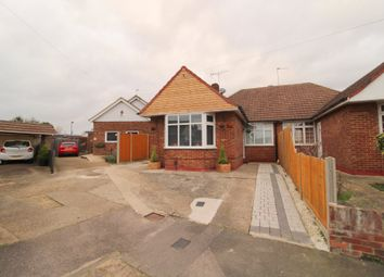 Thumbnail 2 bed semi-detached bungalow for sale in Brook Close, Stanwell, Staines