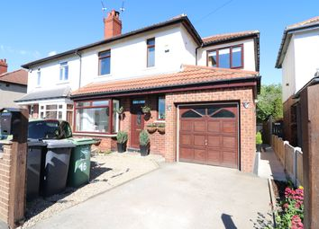 Thumbnail 5 bed semi-detached house for sale in Barrowby Road, Leeds