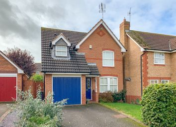 Thumbnail 3 bed detached house to rent in Lemontree Lane, Loughborough