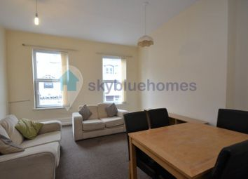 Thumbnail 4 bed terraced house to rent in Granby Street, Leicester