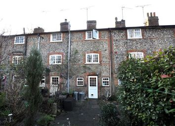 Thumbnail 2 bed terraced house to rent in East Street, Saffron Walden, Essex