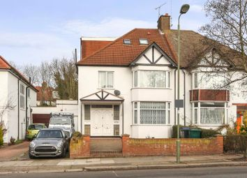Thumbnail 4 bed flat to rent in Dunstan Road, London