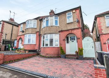 Thumbnail 3 bedroom semi-detached house for sale in Seymour Road, Luton