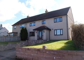 Thumbnail 4 bed semi-detached house for sale in Hespek Raise, Carlisle