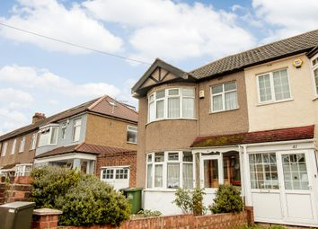 Thumbnail 3 bedroom semi-detached house for sale in Hedworth Avenue, Waltham Cross