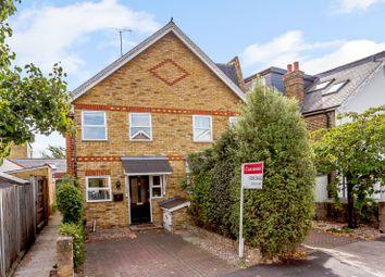 Thumbnail 2 bed semi-detached house for sale in Glenville Road, Kingston Upon Thames