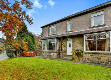 Thumbnail 4 bed semi-detached house for sale in Butterley Lane, New Mill, Holmfirth