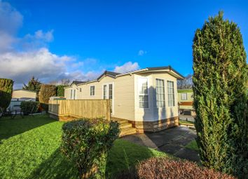 Thumbnail 1 bedroom mobile/park home for sale in Hilton Court, Hilton Road, Bishopbriggs, Glasgow