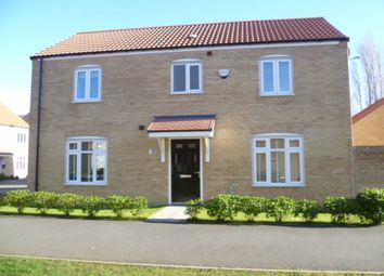 Thumbnail 3 bed detached house for sale in Bellona Close, Hebburn