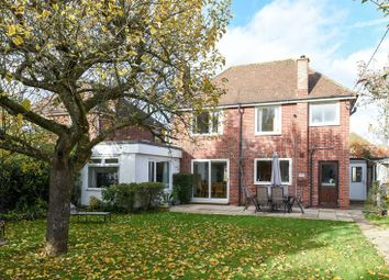 Thumbnail 4 bed detached house for sale in South Avenue, Abingdon