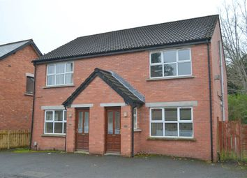 Thumbnail 2 bed flat for sale in 34A Breda Gardens, Belfast