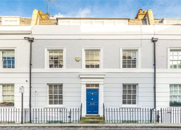 Thumbnail 4 bed terraced house for sale in Burnsall Street, London