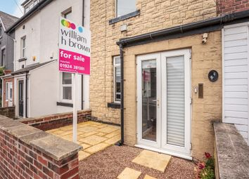 Thumbnail 4 bedroom terraced house for sale in Colville Terrace, Thorpe, Wakefield