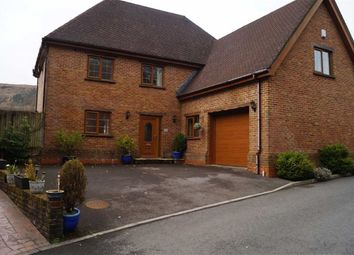 Thumbnail 6 bed detached house for sale in Troed-Y-Rhiw Road, Mountain Ash