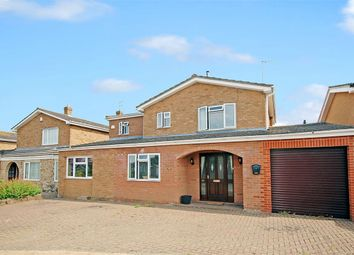 Thumbnail 5 bed detached house for sale in Martins Lane, Hardingstone, Northampton