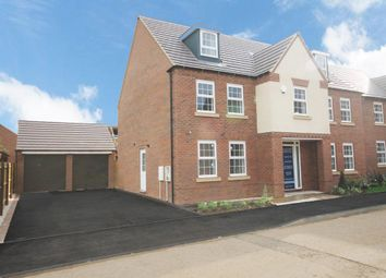 "Thumbnail 5 bedroom detached house for sale in ""Lichfield"" at Allendale Road, Loughborough"