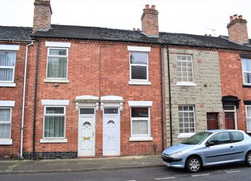 Thumbnail 2 bedroom terraced house for sale in Darnley Street, Shelton, Stoke On Trent