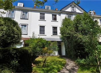 Thumbnail 5 bed town house for sale in New North Road, Exeter