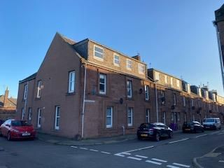 Thumbnail 3 bed flat to rent in Russell Street, Arbroath