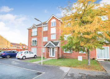Thumbnail 1 bed flat for sale in Corfe Way, Farnborough, Hampshire GU146Ts