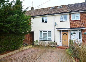 Thumbnail 4 bed terraced house to rent in Heysham Drive, Watford, Hertfordshire