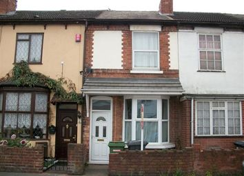 Thumbnail 2 bedroom terraced house to rent in Leslie Road, Park Village, Wolverhampton