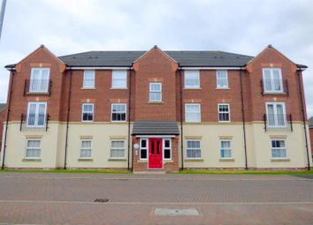 Thumbnail 2 bed flat to rent in Braunton Crescent, Mapperley, Nottingham