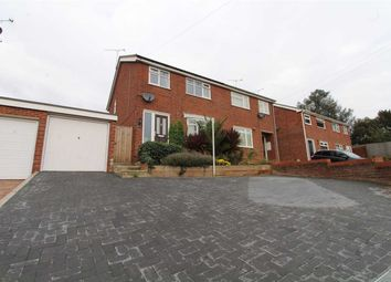 Thumbnail 3 bedroom semi-detached house for sale in Laurelhayes, Ipswich