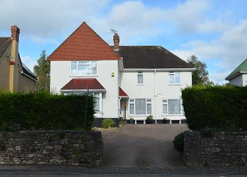 Thumbnail 4 bed detached house for sale in Topsham Road, Countess Wear, Exeter