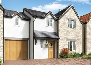 Thumbnail 4 bed semi-detached house for sale in Quab Lane, Wedmore, Somerset