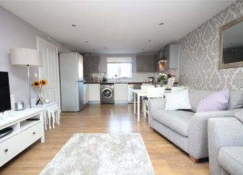 Thumbnail 2 bed flat for sale in Deerwood House, 1 Meadfarm Close, Harold Hill
