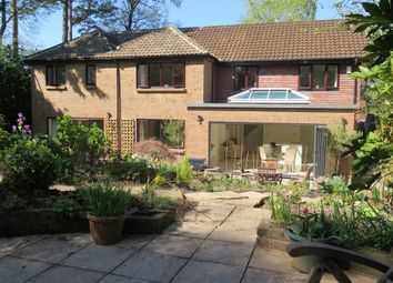 Thumbnail 5 bed detached house for sale in Geffers Ride, Burleigh Road, Ascot, Royal Berkshire