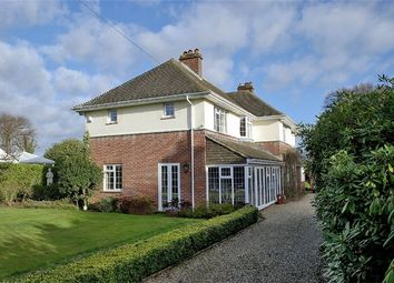 Thumbnail 6 bed detached house for sale in Barrs Wood Road, New Milton