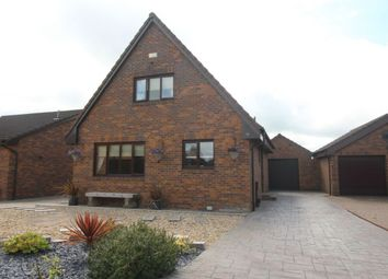 Thumbnail 3 bed detached house for sale in Fleets View, Tranent