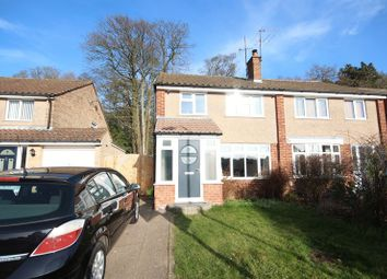 Thumbnail 3 bed semi-detached house for sale in Edgewood Drive, Luton