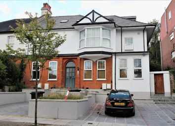 Thumbnail 4 bed flat for sale in The Garth, Holden Road, London