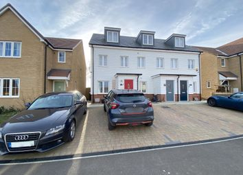 Thumbnail 3 bed town house for sale in Mallow Drive, Stone Cross, East Sussex