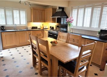 Thumbnail 4 bedroom semi-detached house for sale in Riplingham Road, Skidby, Cottingham