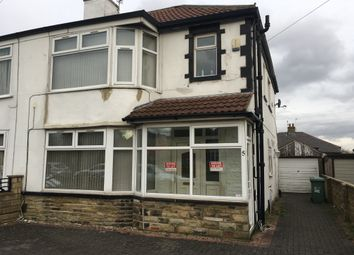 Thumbnail 3 bed semi-detached house for sale in Ederoyd Grove, Pudsey