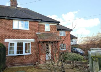 Thumbnail 3 bed semi-detached house for sale in Princess Avenue, Holmer, Hereford