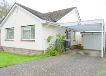 Thumbnail 3 bed bungalow to rent in Beech Close, Broadstone