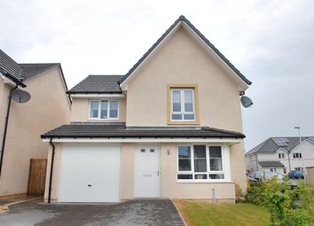 Thumbnail 3 bed detached house for sale in Appleton Drive, Livingston