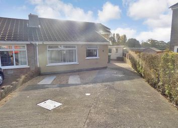 Thumbnail 4 bed semi-detached house for sale in Pant-Y-Ffynnon, Pencoed, Bridgend.