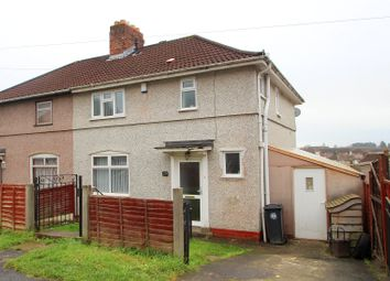 Thumbnail 3 bedroom semi-detached house for sale in Springleaze, Knowle Park, Bristol