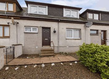 Thumbnail 2 bed terraced house for sale in 5, Hillview, New Pitsligo, Fraserburgh, Aberdeenshire AB436Js